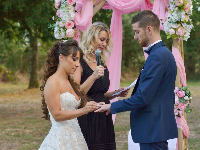 Le mariage de Florian et Armelle à Grenade, Haute-Garonne 61