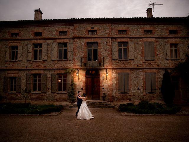 Le mariage de Jessica et Guillaume à Lavaur, Tarn 4