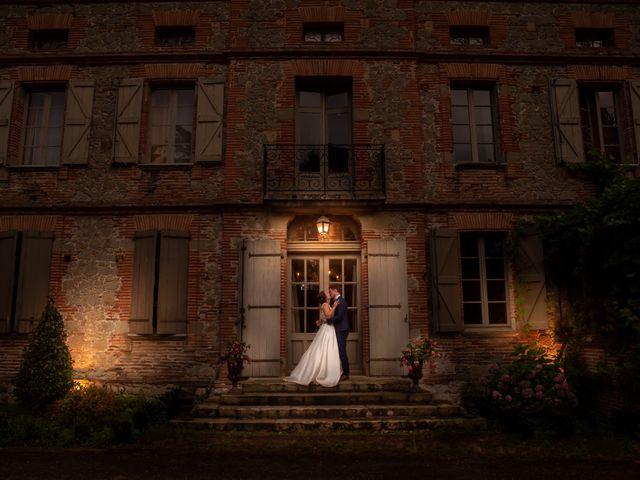 Le mariage de Jessica et Guillaume à Lavaur, Tarn 30