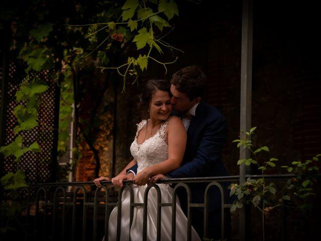 Le mariage de Jessica et Guillaume à Lavaur, Tarn 1