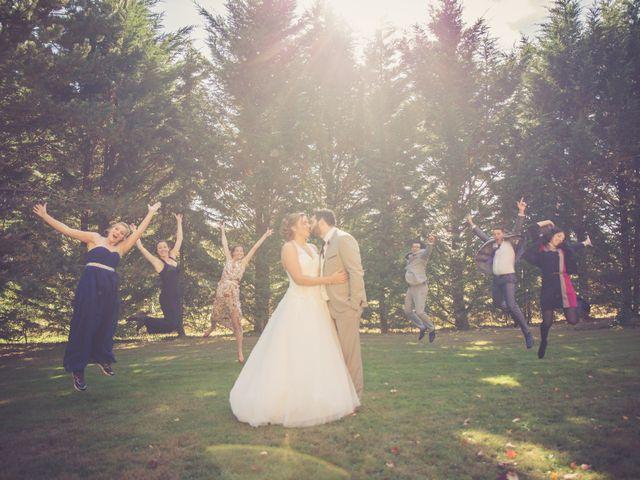 Le mariage de Isabelle et Boris