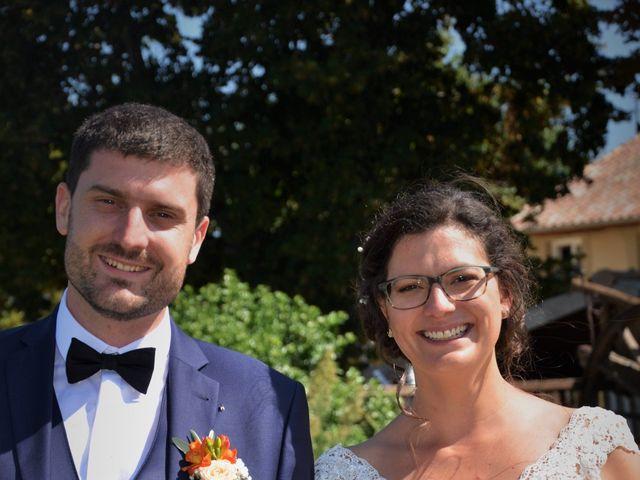 Le mariage de  Maxime et Camille à Châteaudouble, Drôme 16