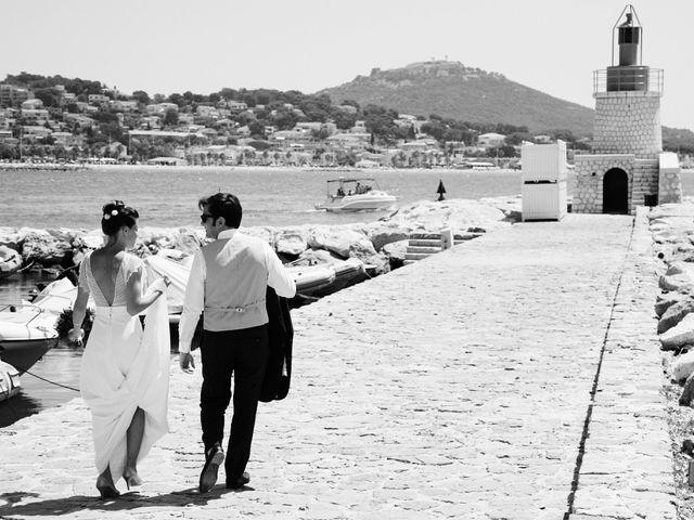 Le mariage de Clotilde et Antoine