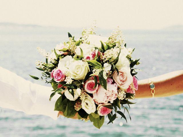 Le mariage de Antoine et Clotilde à Sanary-sur-Mer, Var 16