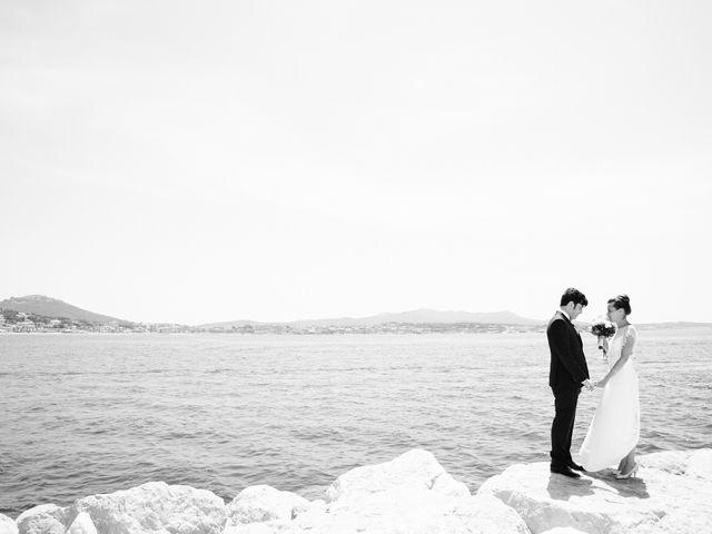Le mariage de Antoine et Clotilde à Sanary-sur-Mer, Var 23
