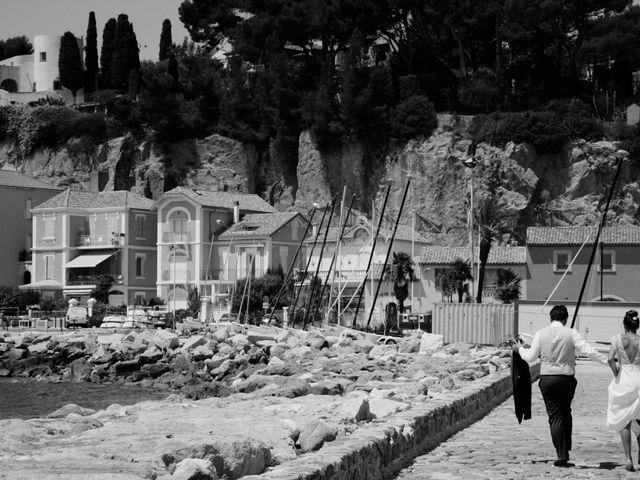 Le mariage de Antoine et Clotilde à Sanary-sur-Mer, Var 26