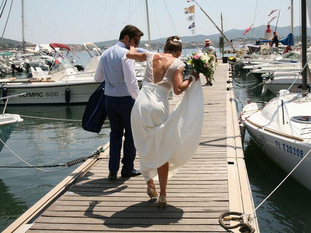 Le mariage de Antoine et Clotilde à Sanary-sur-Mer, Var 33