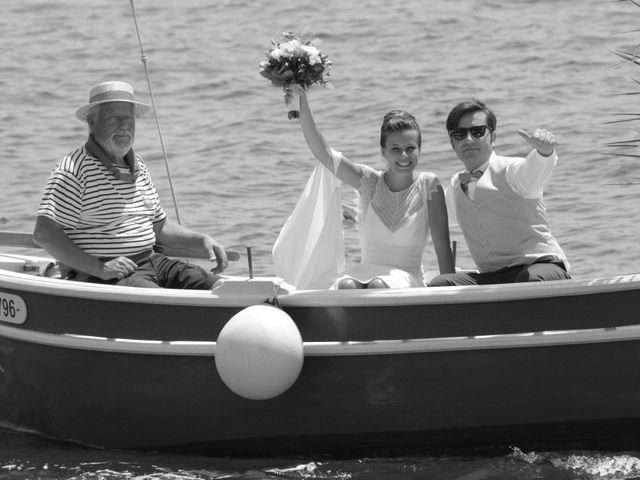 Le mariage de Antoine et Clotilde à Sanary-sur-Mer, Var 34