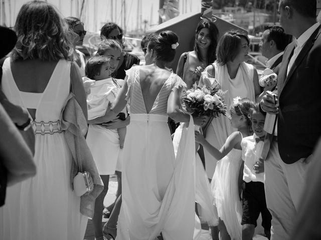 Le mariage de Antoine et Clotilde à Sanary-sur-Mer, Var 41