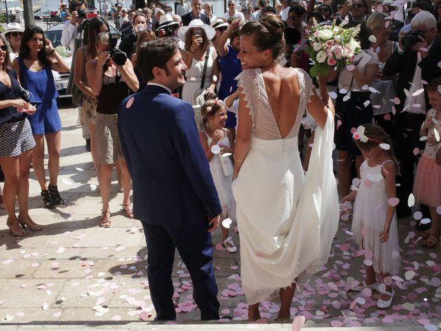 Le mariage de Antoine et Clotilde à Sanary-sur-Mer, Var 57