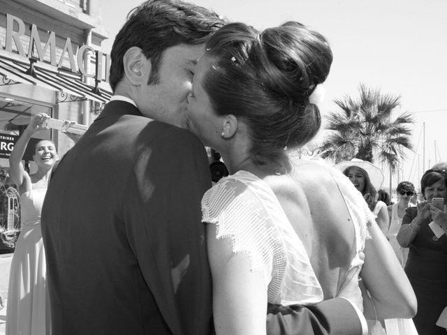 Le mariage de Antoine et Clotilde à Sanary-sur-Mer, Var 59