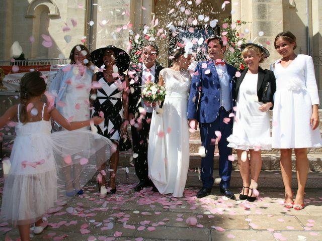 Le mariage de Antoine et Clotilde à Sanary-sur-Mer, Var 61