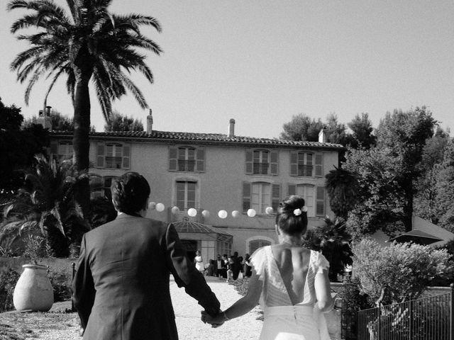 Le mariage de Antoine et Clotilde à Sanary-sur-Mer, Var 72