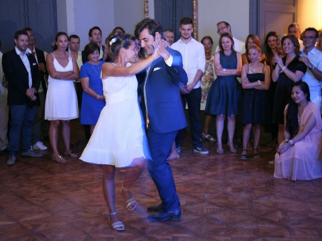 Le mariage de Antoine et Clotilde à Sanary-sur-Mer, Var 91
