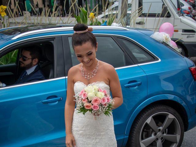 Le mariage de Sandro et Séréna à Douvaine, Haute-Savoie 9