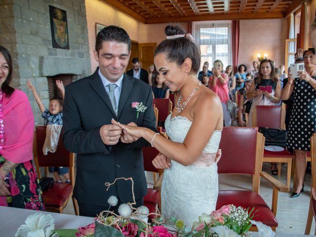 Le mariage de Sandro et Séréna à Douvaine, Haute-Savoie 12