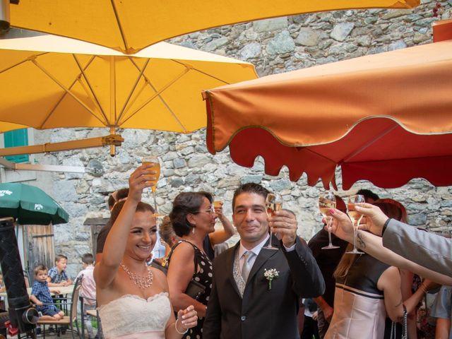 Le mariage de Sandro et Séréna à Douvaine, Haute-Savoie 16