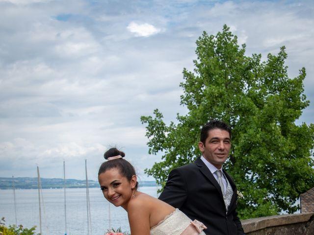 Le mariage de Sandro et Séréna à Douvaine, Haute-Savoie 1