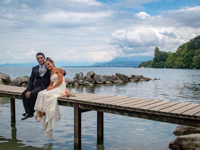 Le mariage de Sandro et Séréna à Douvaine, Haute-Savoie 2