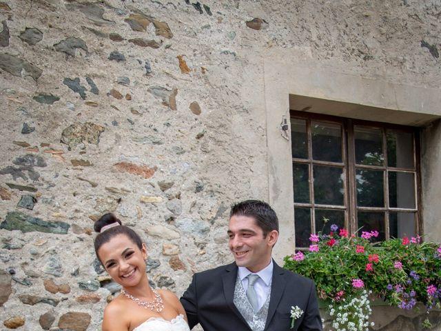 Le mariage de Sandro et Séréna à Douvaine, Haute-Savoie 21