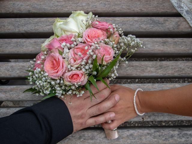 Le mariage de Sandro et Séréna à Douvaine, Haute-Savoie 22