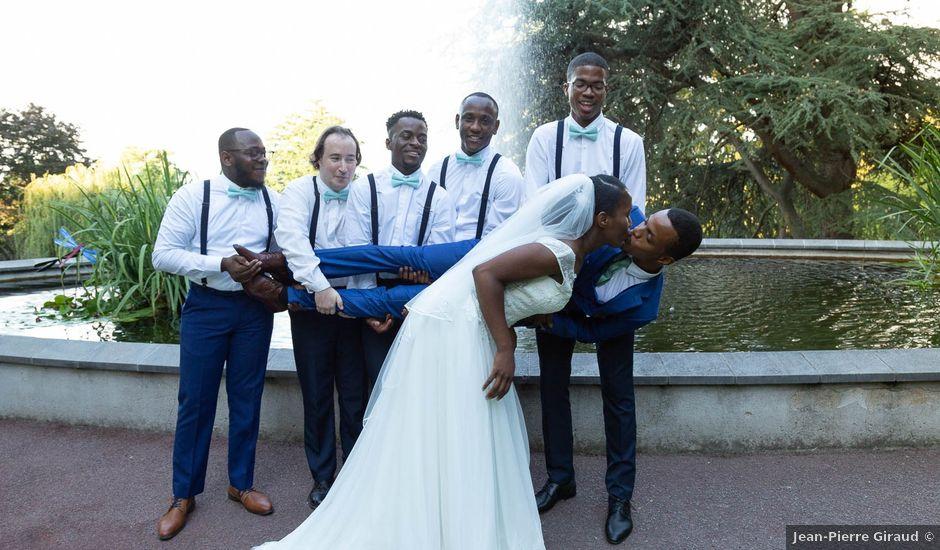 Le mariage de Julien et Ruthline à Clermont-Ferrand, Puy-de-Dôme