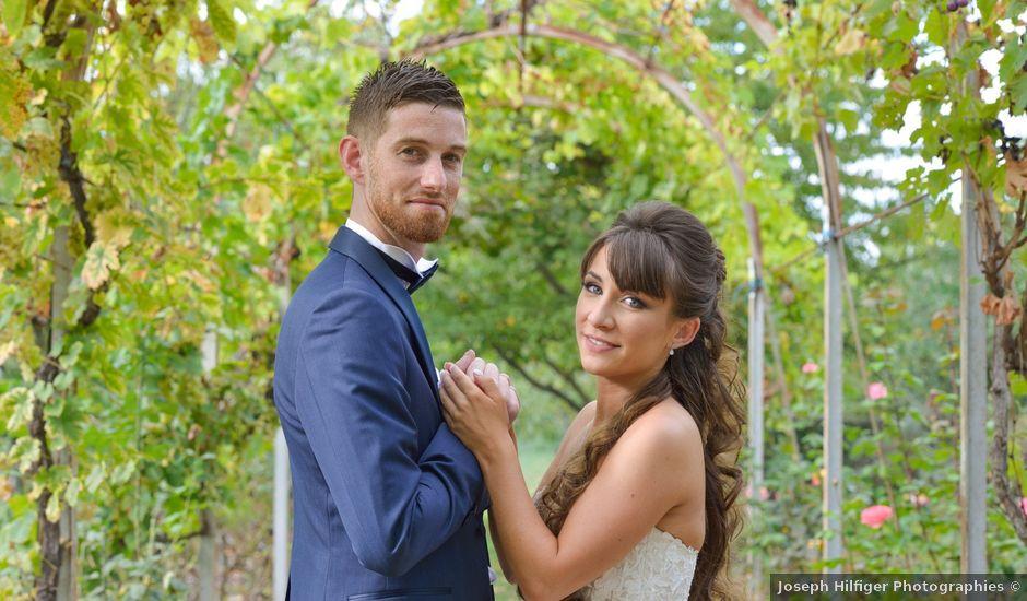 Le mariage de Florian et Armelle à Grenade, Haute-Garonne