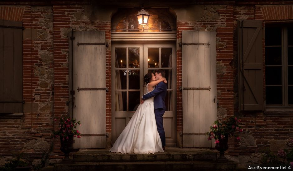 Le mariage de Jessica et Guillaume à Lavaur, Tarn