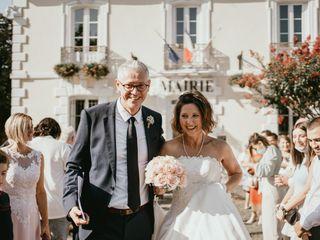Le mariage de Aurore et Ludovic
