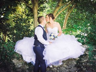 Le mariage de Séverine et Cédric