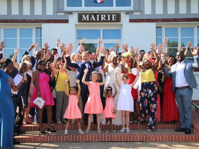 Le mariage de David et Laetitia à Mont-Saint-Aignan, Seine-Maritime 2