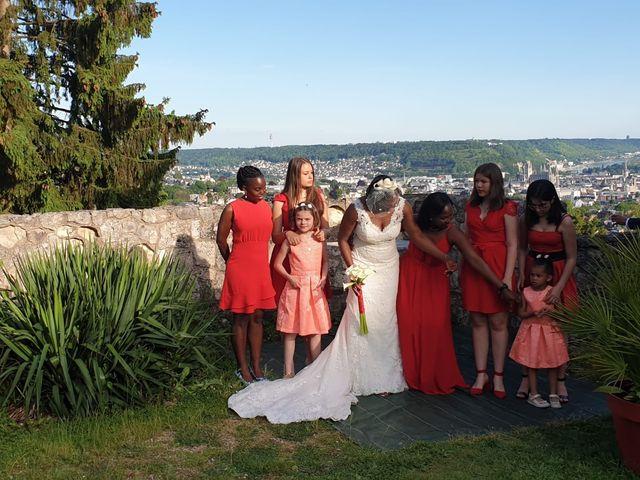 Le mariage de David et Laetitia à Mont-Saint-Aignan, Seine-Maritime 10