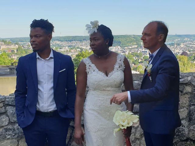 Le mariage de David et Laetitia à Mont-Saint-Aignan, Seine-Maritime 12