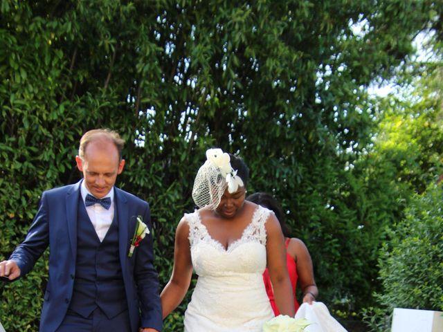 Le mariage de David et Laetitia à Mont-Saint-Aignan, Seine-Maritime 17