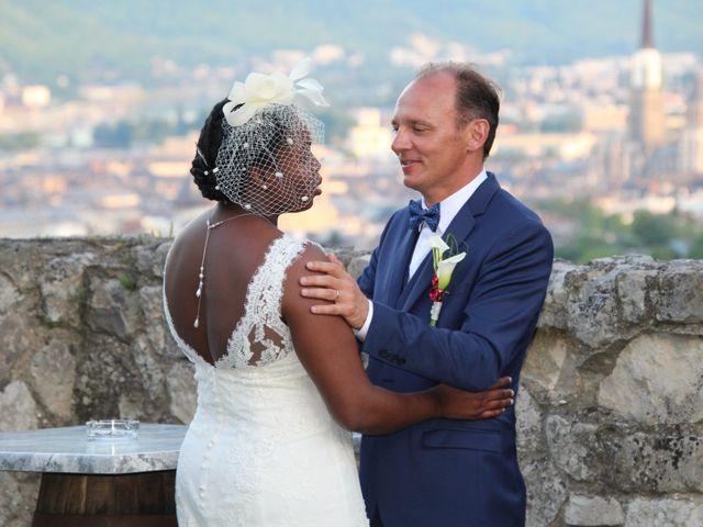 Le mariage de David et Laetitia à Mont-Saint-Aignan, Seine-Maritime 23