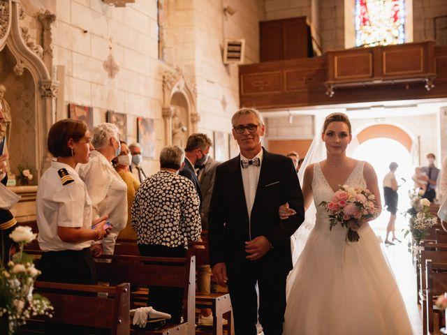 Le mariage de Marc et Soizic à Ballan-Miré, Indre-et-Loire 35