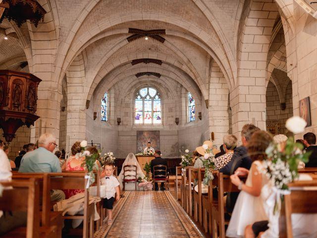 Le mariage de Marc et Soizic à Ballan-Miré, Indre-et-Loire 36