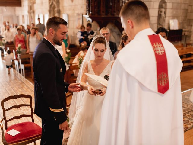 Le mariage de Marc et Soizic à Ballan-Miré, Indre-et-Loire 37
