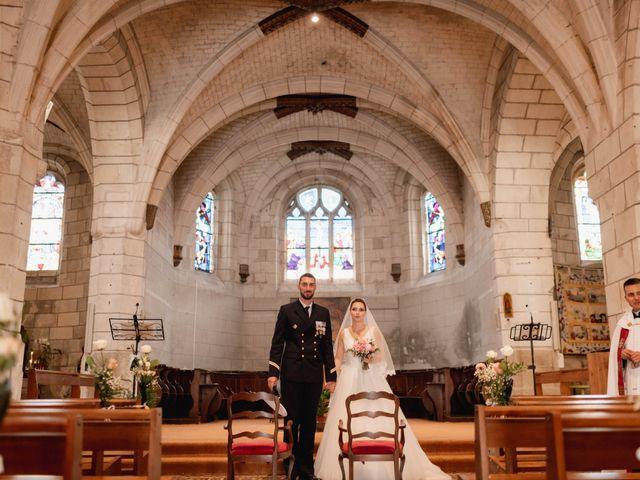 Le mariage de Marc et Soizic à Ballan-Miré, Indre-et-Loire 40