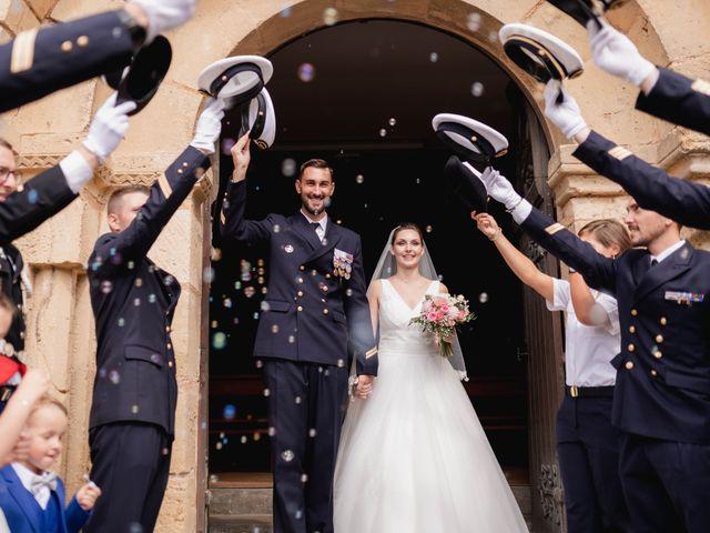 Le mariage de Marc et Soizic à Ballan-Miré, Indre-et-Loire 41