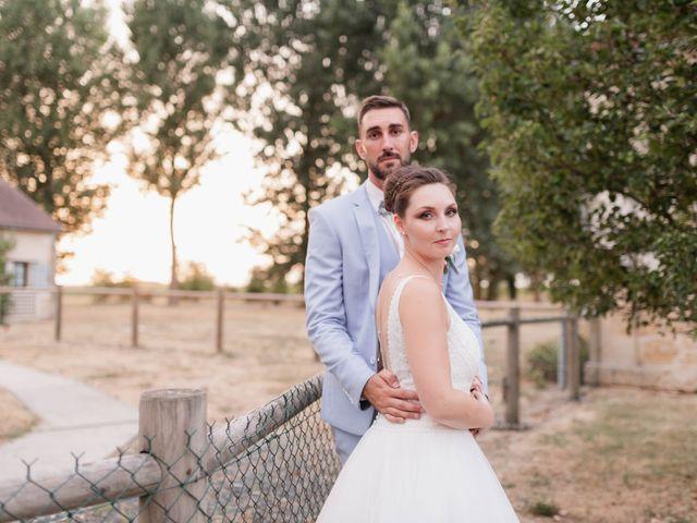 Le mariage de Marc et Soizic à Ballan-Miré, Indre-et-Loire 75
