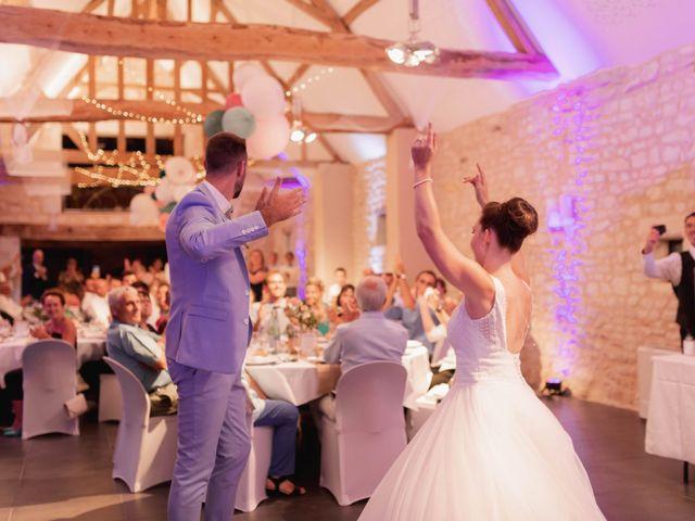 Le mariage de Marc et Soizic à Ballan-Miré, Indre-et-Loire 76