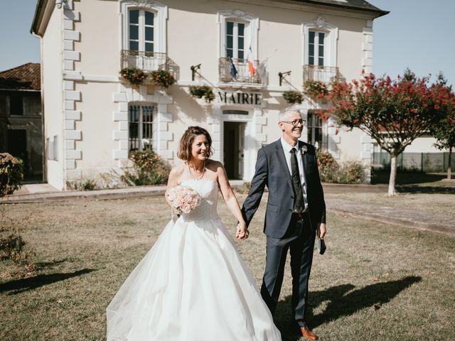 Le mariage de Ludovic et Aurore à Hinx, Landes 2