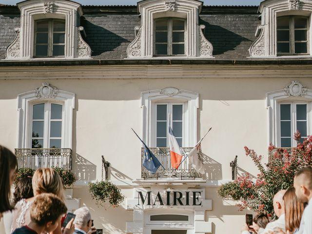 Le mariage de Ludovic et Aurore à Hinx, Landes 7