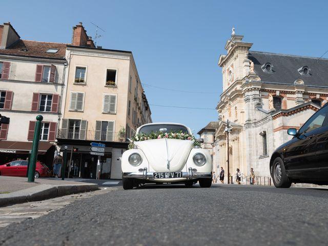 Le mariage de Mathieu et Lisa à Fontainebleau, Seine-et-Marne 2