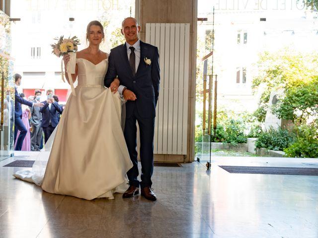 Le mariage de Mathieu et Lisa à Fontainebleau, Seine-et-Marne 5