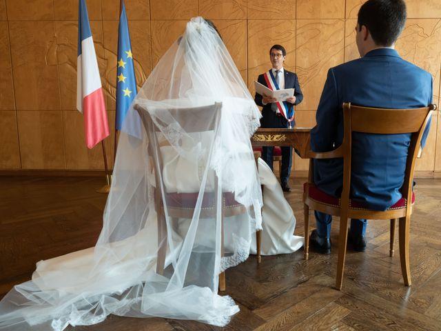 Le mariage de Mathieu et Lisa à Fontainebleau, Seine-et-Marne 6