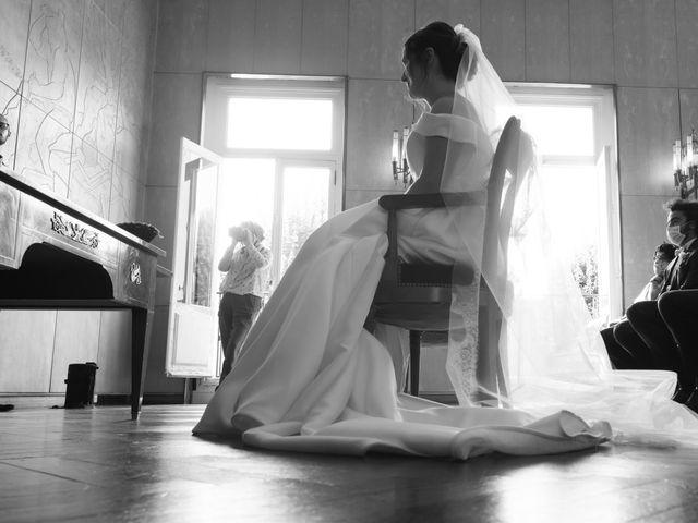 Le mariage de Mathieu et Lisa à Fontainebleau, Seine-et-Marne 7