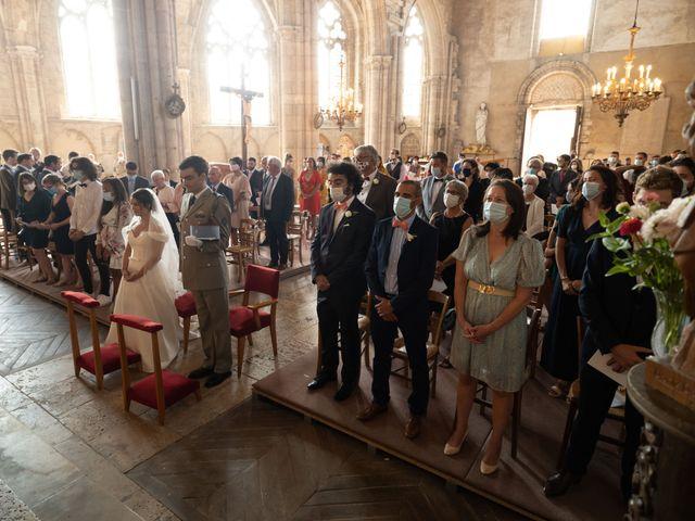 Le mariage de Mathieu et Lisa à Fontainebleau, Seine-et-Marne 11