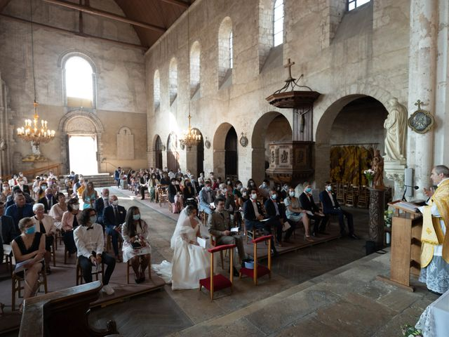 Le mariage de Mathieu et Lisa à Fontainebleau, Seine-et-Marne 12